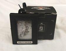 Genuine Harley-Davidson® 2015 Leather Photo Frame Ornament - 96838-16V
