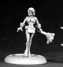 Reaper Miniatures Brigitte, Naughty French Maid #50084 Chronoscope Mini Figure