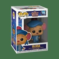 The Great Mouse Detective - Olivia Pop! Vinyl-FUN47720-FUNKO