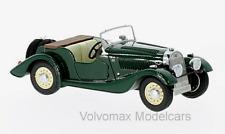 wonderful NEO-modelcar MORGAN 4/4 FLAT RADIATOR S1 - green - 1/43 - ltd.ed.700
