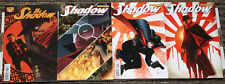 Dynamite The Shadow # 5 COMPLETE 4 COVER BASE COVER SET - UNREAD IN STOCK