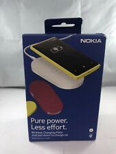 Brand New Nokia DT-900 Wireless Charging Qi Plate Black For Apple Iphone X/11