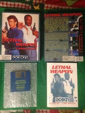 Lethal Weapon (L'Arme Fatale) - Amiga - EUR (FR, UK, DE, IT) - complet - TEST OK