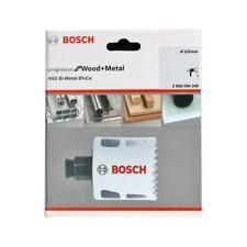 Bosch Bi-Métal Scie-Cloche Progresseur pour Bois & Métal 133mm