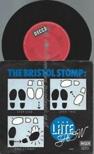 "7""   The Late Show ‎– Bristol Stomp"
