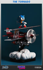 First4Figures Sonic the Hedgehog Sonic Tornado Regular Edition Mint in Box