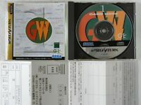GAME WARE Vol 1 SS Sega Saturn From Japan