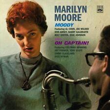 MARILYN MOORE/MOODY + OH CAPTAIN!...