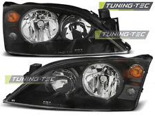 Ford Mondeo B4Y / B5Y / BWY Scheinwerfer schwarz / Black Baujahr 2000-2007 E.Nr.