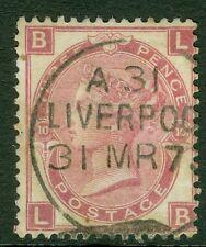SG 103 3D ROSE PIASTRA 10. molto BELLO utilizzato con un onesto Liverpool CD CAT £ 150