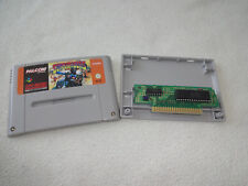 Sunsetriders Sunset Riders Snes Super Nintendo jeu uniquement le module