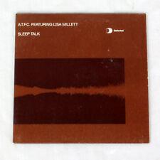 ATFC Featuring Lisa Millett - Sleep Talk - music cd ep