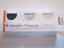FLEECE von my Boshi, wärmendes, windabweisendes Futter für Mützen, 3-Stückpackg