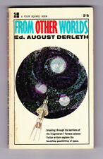From Other Worlds Derleth Paperback Book From Library Of John Entwistle The Who