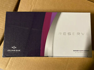 JEUNESSE RESERVE 30 AUTHENTIC GEL PACKETS (1 Boxes) - 03/22 EXP - Free Shipping