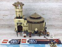 Lego Star Wars (2012) ~ Set 9516 ~ Jabba's Palace ~ Very Rare ~ Free P&P (3)