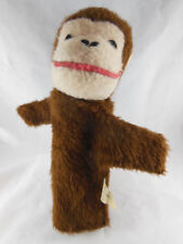 Vintage Monkey Hand Puppet Commonwealth Old Fashioned
