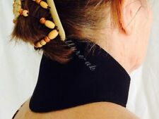 Turmalin Gurt, Pad auf dem Hals, wärmer Nacken  band mit magnet 50cm