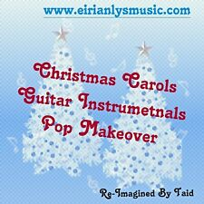 ROYALTY FREE Guitar Instrumental XMAS CAROLS Charity CD: For Children's Hospices
