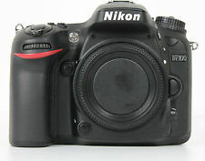 Nikon D7100 24,1 MP Digitalkamera Body ca. 2700 Ausl. TOP v.Händler #1557