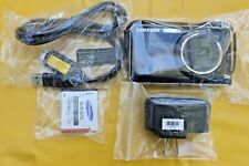 Samsung DualView ST600 14.2MP Digital Camera - Black (EC-ST600ZBPBGB)