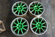 """JDM Prodrive OZ 17"""" OEM wheels pcd100x5 Subaru impreza gc8 v6 v5 v7 gda sti wrx"""
