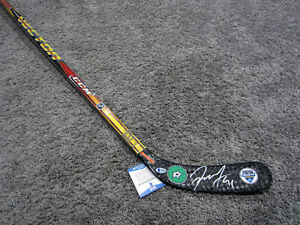 TYLER SEGUIN Dallas Stars All Star 2020 Autographed SIGNED Hockey Stick BAS COA