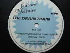 CABARET VOLTAIRE -THE DRAIN TRAIN (DOUBLE)