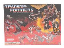 Transformers Comptron di Lightspeed Nosecone Strafe Scattershot Afterburner G1