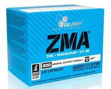 Olimp ZMA Sport Formula 120 caps. magnesium - zinc - vitamin B6 - free P&P