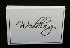 Wedding 24 slip in Photo Album Brag Book Wedding Present gift
