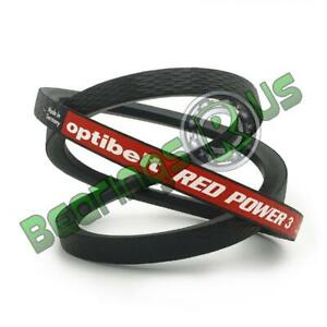 SPA1700 Red Power 3 Optibelt High Performance SPA Section Wedge Belt