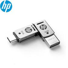 Original HP X5000M Metal OTG Type-C USB 3.1 USB Flash Drive for SmartPhone/PC