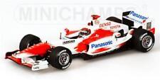 Toyota Tf104 J. Trulli 2004 Minichamps 400040216 1:43 Modellino Diecast