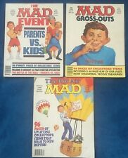 Mad Magazine Lot of 3 1988 Super Special