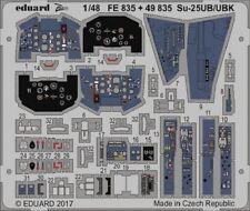 Eduard PE 49835 1/48 osipovič SUCHOJ Su-25UB/UBK Frogfoot interni SMER