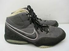NIKE AIR MAX SPOT UP Sneakers 345000-002 Size 12 BASKETBALL Mid-Top Gray