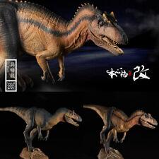 Nanmu 1/35 Allosaurus fragilis Blade Figure Dinosaur Collector Animal Toy Gift