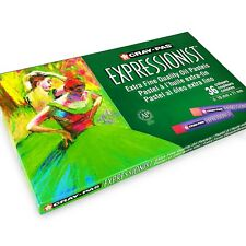 Sakura Cray-Pas Expressionist Oil Pastels – Extra Fine Quality – Pack of 36