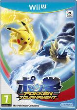 Nintendo Pokken Tournament Wii U