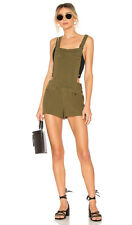 NWT Free People Women's Expedition Short Overalls Size Small OB814991F