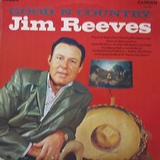 JIM REEVES - GOOD 'N' COUNTRY - LP