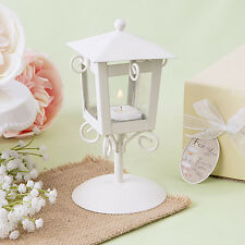 1 Vintage Candle Street Lamp Tea Light Wedding Favor Beach Theme Party Love Gift