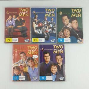 Two and a Half Men Seasons 1 - 5 Set D6