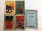Lot Of Vintage American Noble Society Gospel Booklets St. Luke, St. John