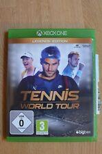 Tennis World Tour  Legends Edition Xbox One Spiel Game