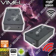 Wireless Security Camera Home IP Room Sony Sensor 1080P WIFI No SPY hidden