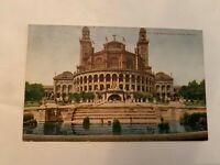 c.1910 The Trocadero Paris France Postcard