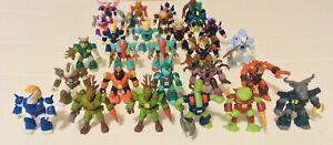 28 Battle Beast Beastformers Hasbro Takara 1986 87 Series 1 2 3 Lot Weapons Rubs