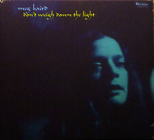 CD MEG BAIRD - ne pas peser down the light, neuf - dans emballage d'origine